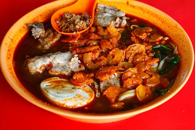 Lim Mee Yoke Prawn Noodle