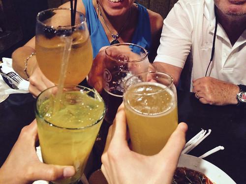 Whiskey Kitchen Cheers (August 4 2015)