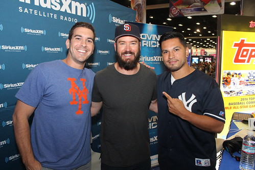 MLB All Star Fan Fest with Mark-Paul Gosselaar