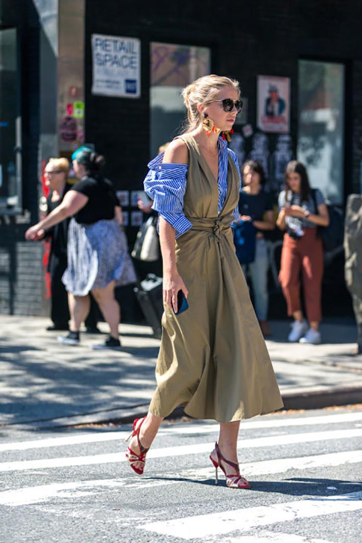 street style fashion week new york 11