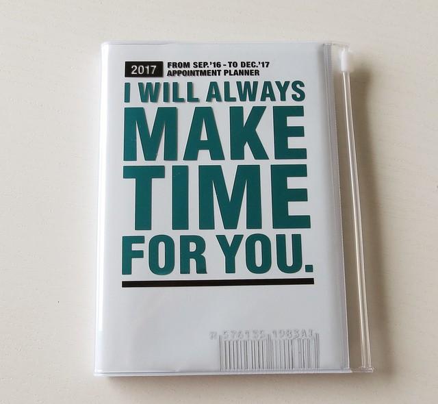 Make time planner