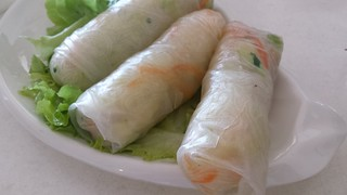 Rice Paper Rolls from Easy House