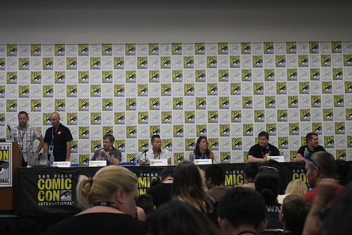 LEGO Nexo Knights SDCC 2016 Panel