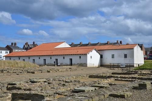 Arbeia Roman Fort Aug 16 (14)