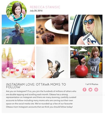 Ottawa Instagram accounts to follow