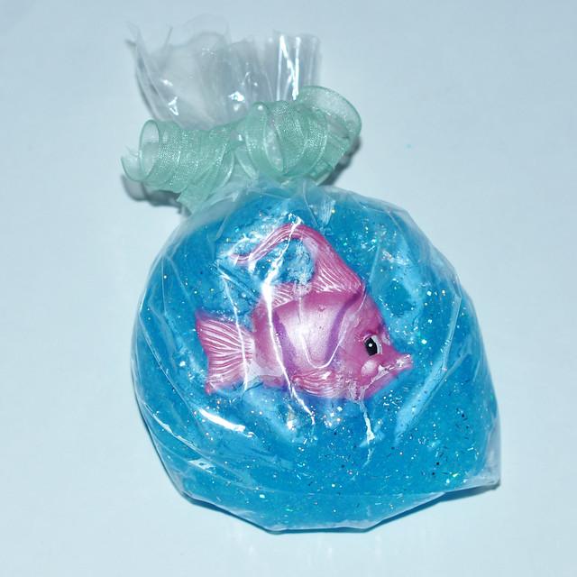 Homemade Glitter Slime