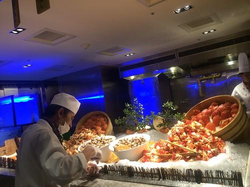 [新北最大自助餐] 品花苑自助式餐廳環遊全世界的美味無國界 (9)