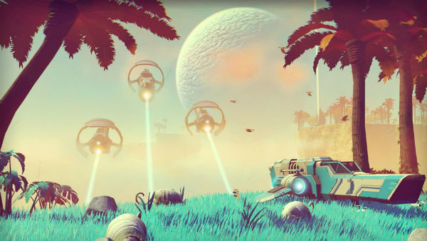 No Man's Sky coming to PC in August