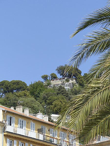 le château de Nice