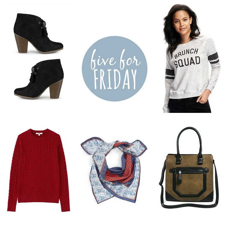five for friday cooling down | Style On Target blog