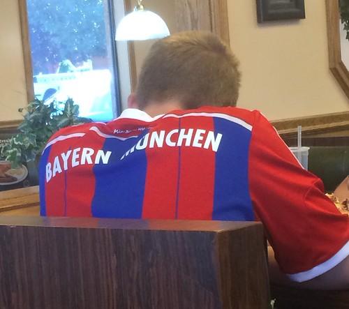Mr Bayern Munchen