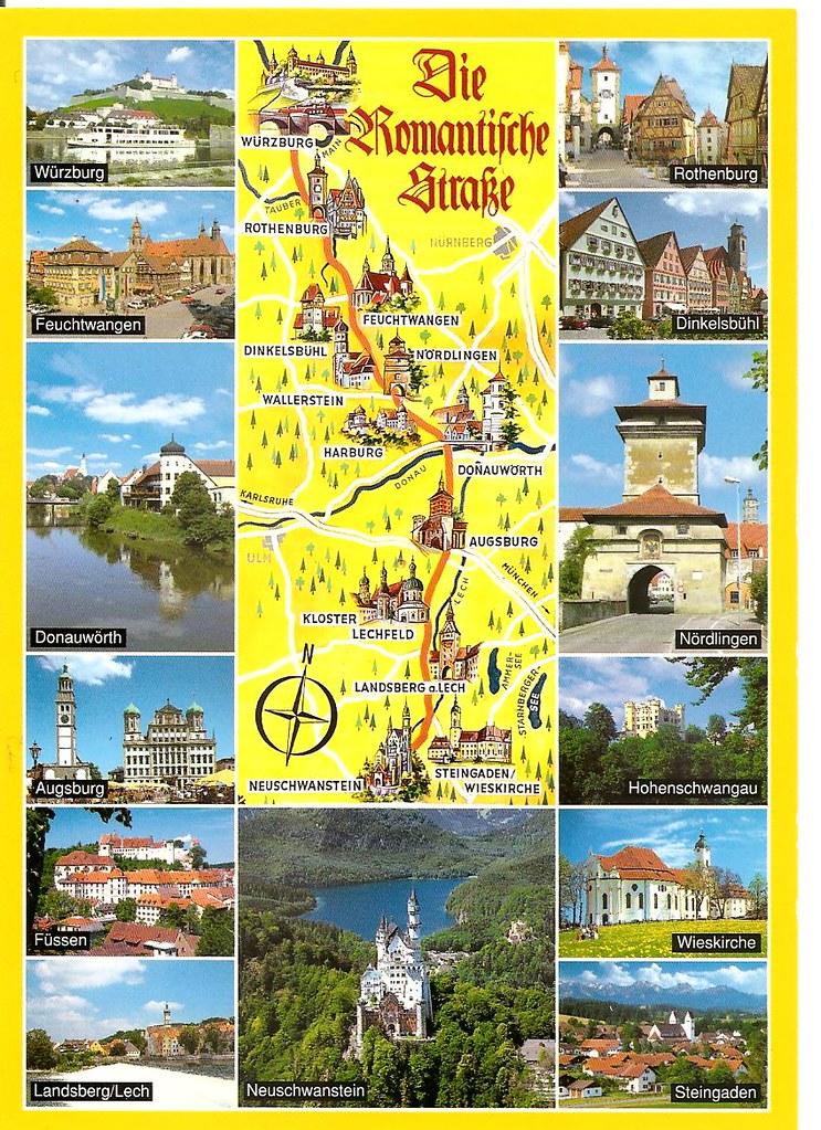 Bayern - Romantische Strasse