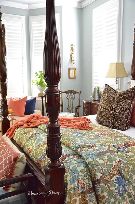 Master Bedroom - Fall - Housepitality Designs
