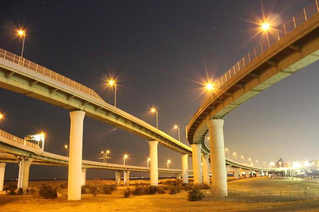 りんくうタウン と高速道路 (3)