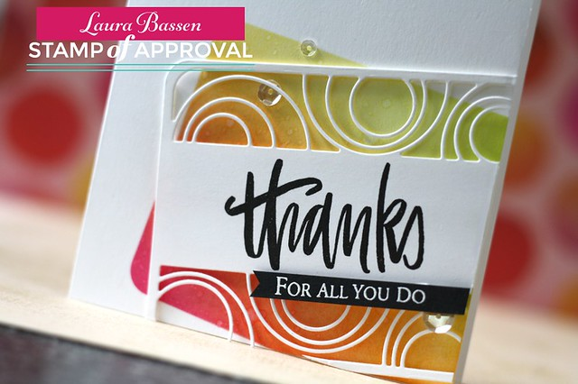 Stamp of Approval-Lovely Notes collection