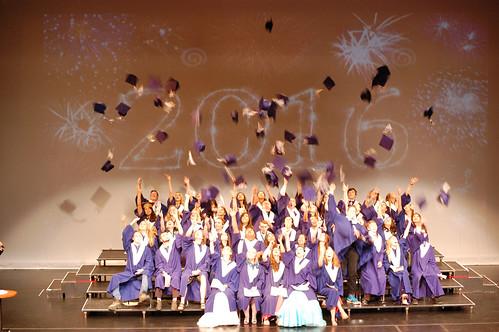 Cowichan Open Learning graduation