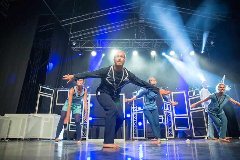 SDM - Festival mladých, ATak 26. 7.