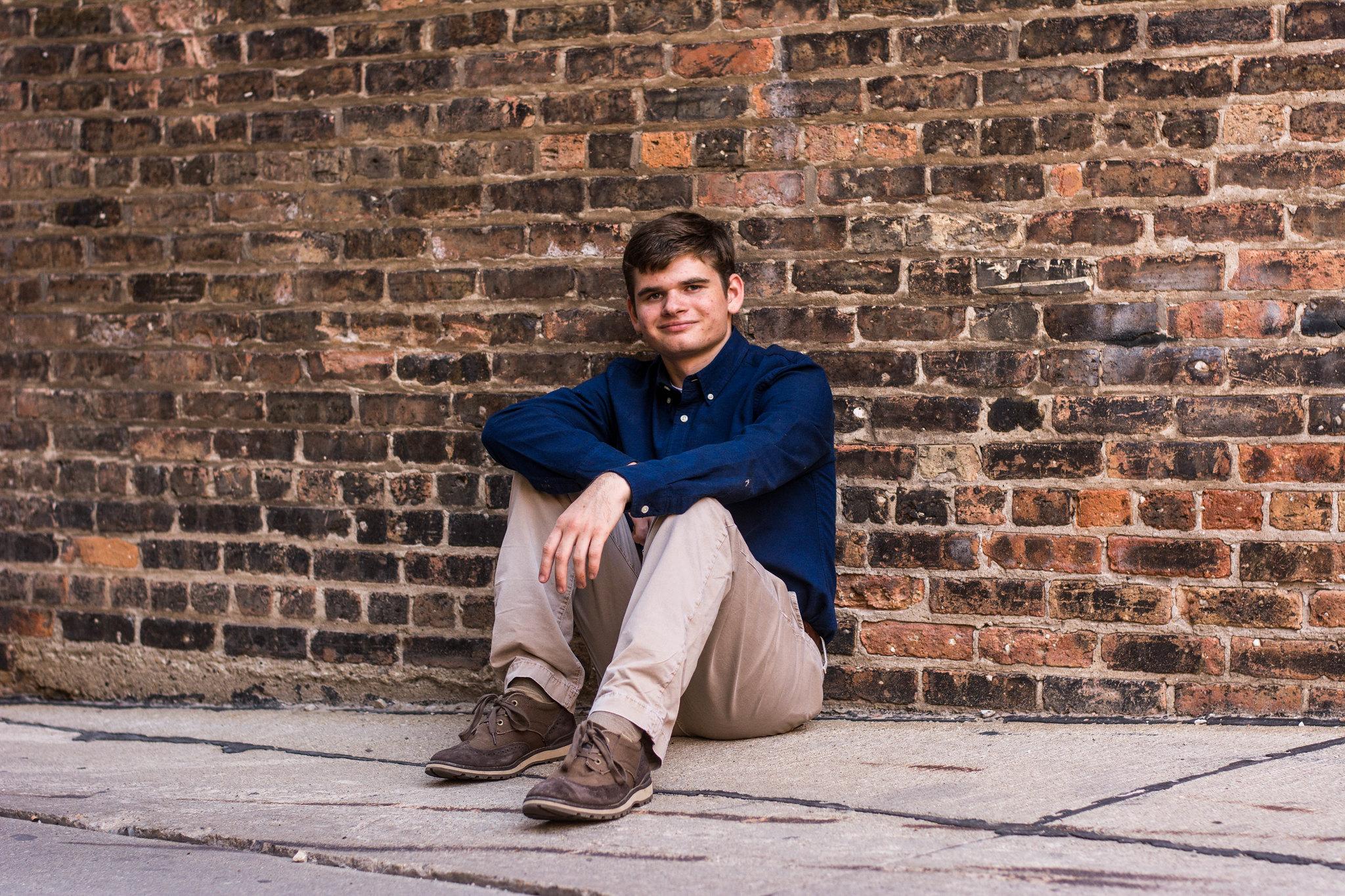 Tyler E // Senior