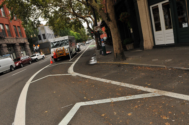 New bikeway on SW 2nd Avenue-24.jpg