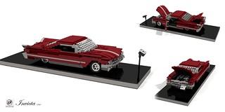 Buick Invicta Hardtop Coupe (1960)