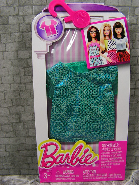 2015 Barbie Fashion DHH41