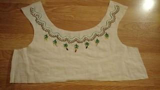 Regency Beaded Dress