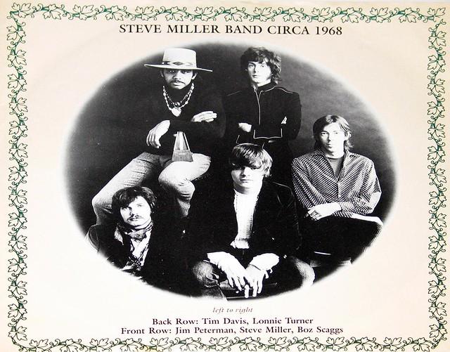 Steve Miller Band Greatest Hits 1974-78 2LP
