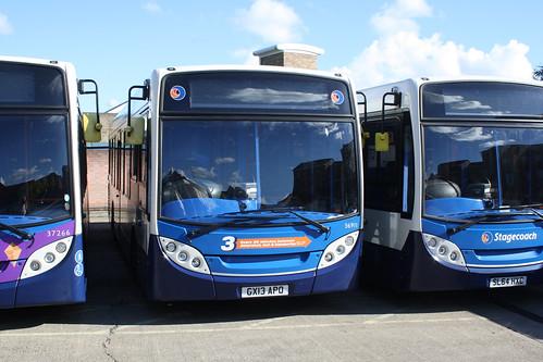 Stagecoach South 36911 GX13APO