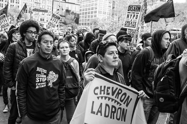 Chevron Ladron