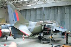 XZ133 10 - 712192 - Royal Air Force - Hawker Siddeley Harrier GR3 - 041010 - Duxford - Steven Gray - DSCF3279
