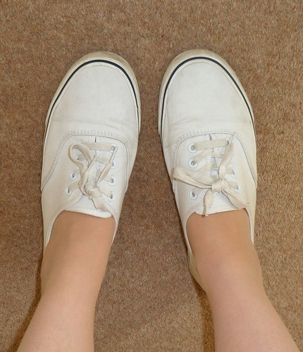 Primark White Pumps