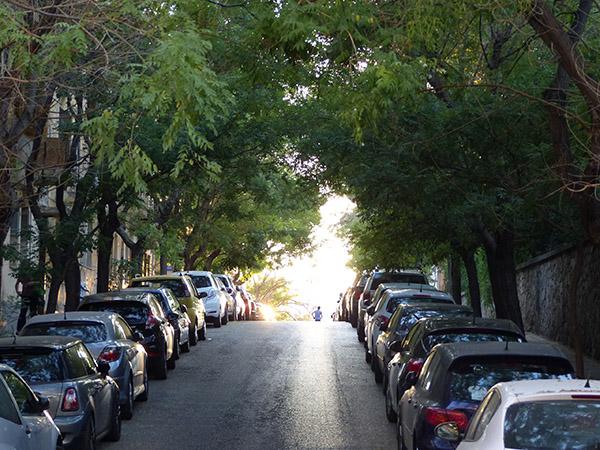 ruelle d'Ambelokipi