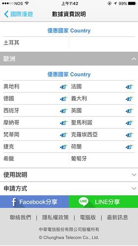 [旅遊] 法國普羅旺斯&巴黎網路漫遊:中華電信小歐盟方案,用多少算多少,一天最高上限598。 @amarylliss。艾瑪[隨處走走]