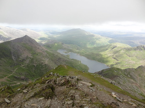 Snowdon: Summit (1085 m / 3560 ft)