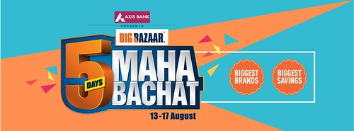 Big bazaar independence day sale