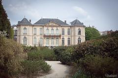 Musée Rodin. Paris. Farnce