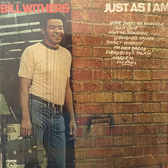 BILL WITHERS:JUST AS IAM(JACKET A)
