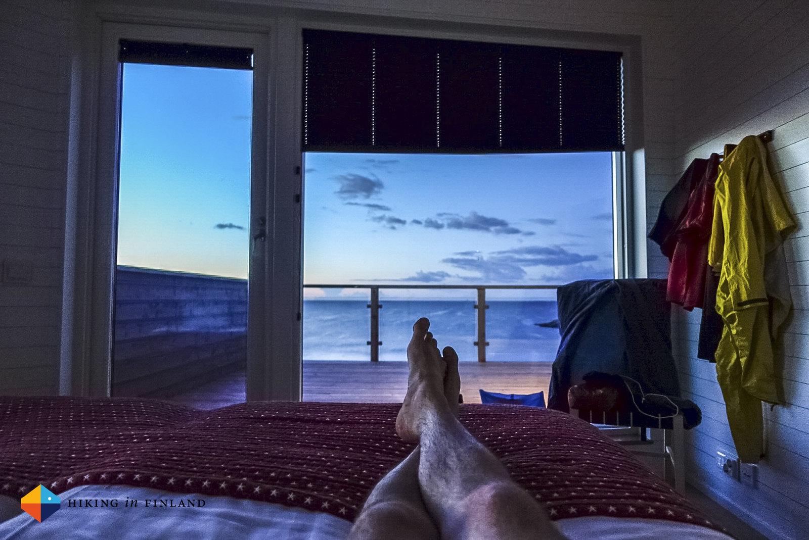 Relaxing at HavsVidden