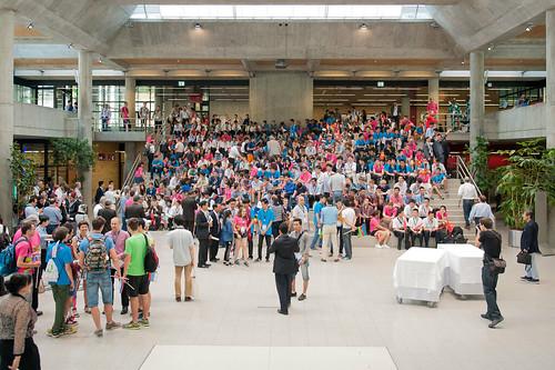 Opening Ceremony 11.07.2016