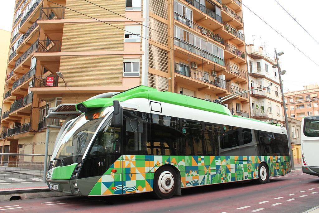 Solaris Trollino 12 MetroStyle - TUCs - n°11 - 3761 JBN
