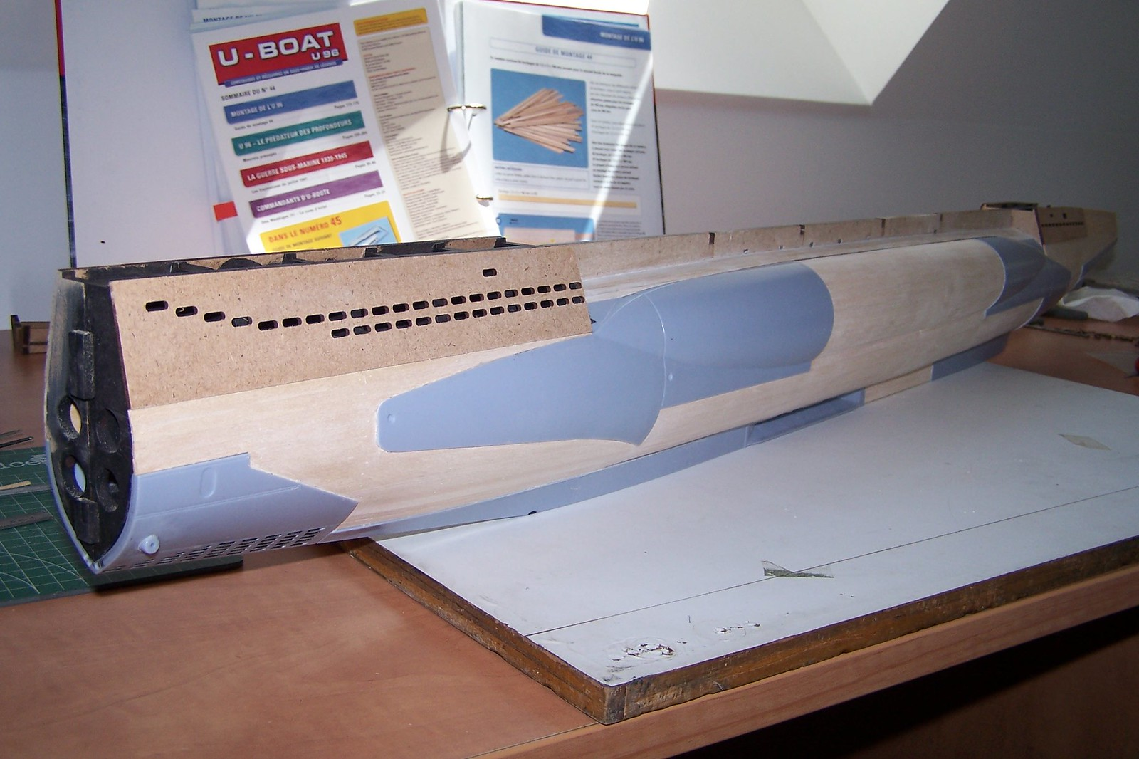 U-96 Hachette/Amati 27920333793_74109b2333_h