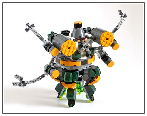 LEGO Marvel Super Heroes 76059 Spider-Man Doc Ock's Tentacle Trap 34
