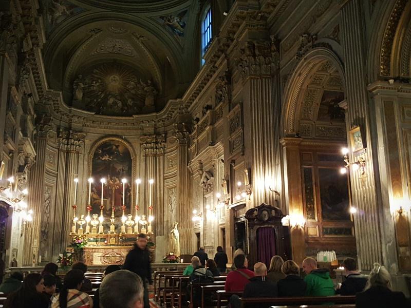 Santi Vincenzo e Anastasio a Trevi