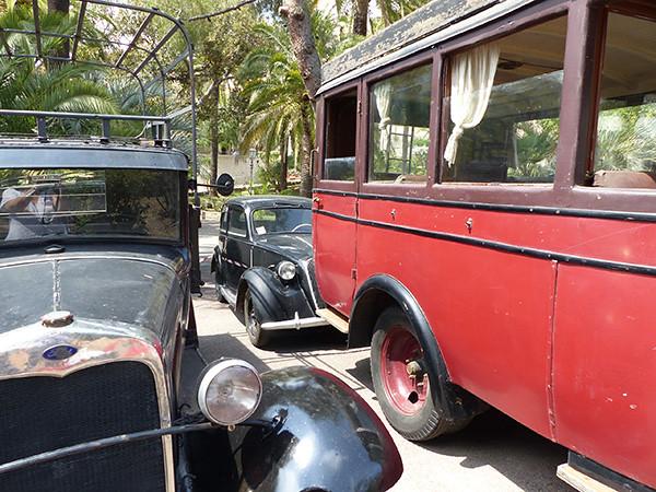 vieux véhicules