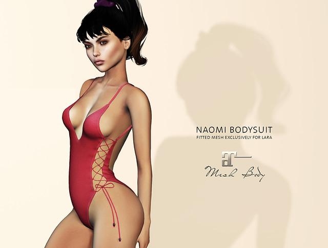 Maitreya Naomi Bodysuit