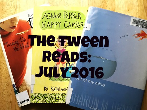 Tween July Reads