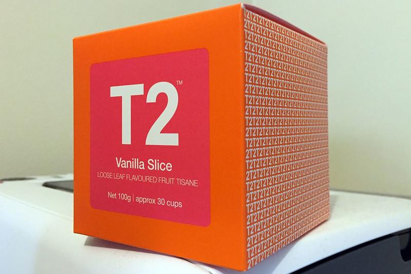 Vanilla slice, T2