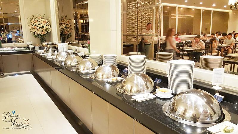 mandarin hotel bangkok breakfast