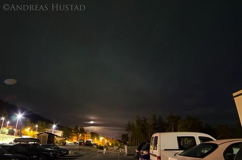 HiMolde - Northern lights 3