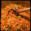 #Spanish #Rice #Homemade #CucinaDelloZio - mix well again